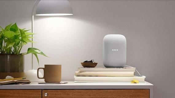 Google Nest Audio wireless speaker
