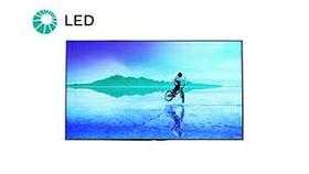 تلفزيون LED بدقة 4K UHD. ألوان غنية، تفاصيل رائعة.