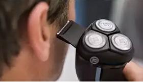 Ergonomic grip for convenient handling