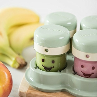 Keep track of your baby food