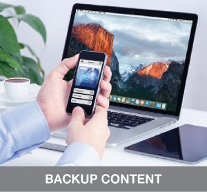 Backup Content