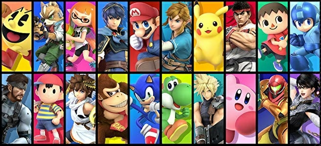 New Characters And Stages Join The Entire Legacy Roster!