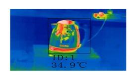 قياس الحرارة