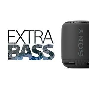 Bring music to life with EXTRA BASS