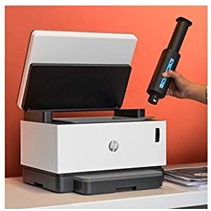 HP Neverstop MFP 1200W 3in1 Laser Printer - (4RY26A) | Xcite Kuwait