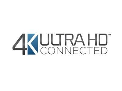4K UHD and QLED