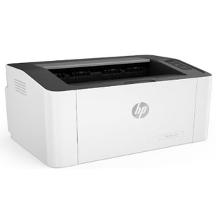 HP Laser 107w in More Detail