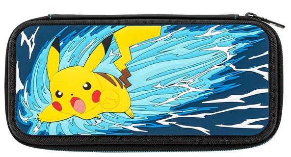 Pikachu Battle Edition Travel Case For Nintendo Switch