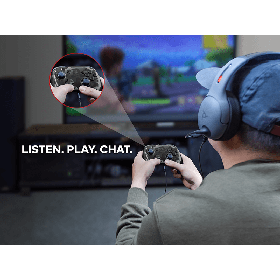 Listen. Play. Chat.