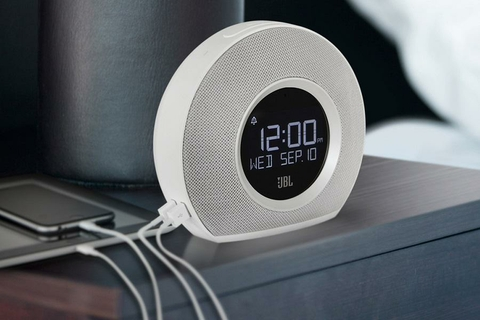 Jbl Horizon Clock Bluetooth Wireless Portable Speaker