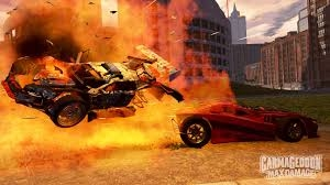 Carmageddon: Max Damage Is The Antidote To Racing Games