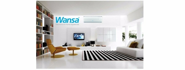 Let The Cool Air Fill Your Room