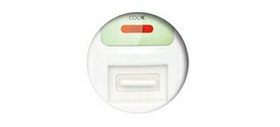 One touch button for easy control