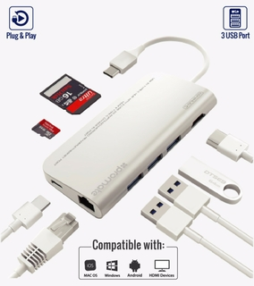 Integrated charging port