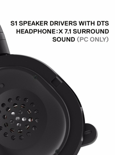 DTS Headphone:X 7.1 Surround Sound