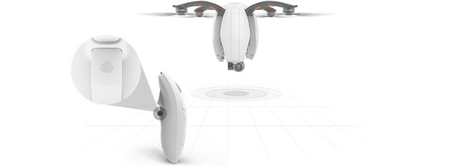 Pause Function. Power Vision PowerEgg Drone offers