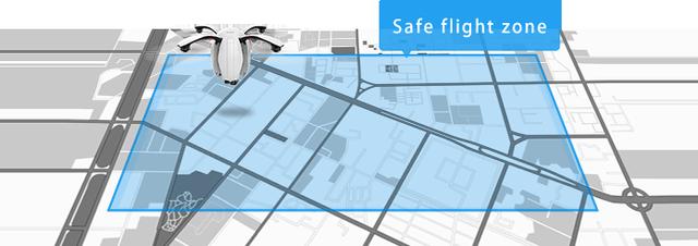Smart Maximum Distance Mode. New Power Vision PowerEgg Drone