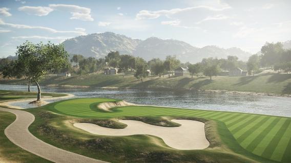 تجربة حلم الغولف الخاص بك