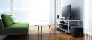 5.1-Channel Powerful And Stylish Surround System