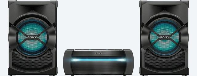 نظام مكبر الصوت من سوني لنظام الصوت المنزلي سوني شيك - إكس ١٠