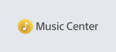 Unite your music with Sony | Music Center