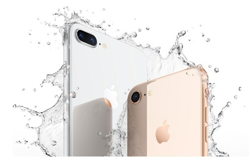 Phone 8 Plus deals Resists Water, Splashes, And Dust.