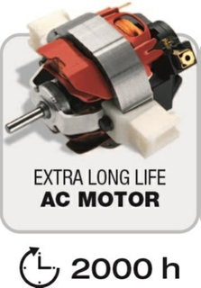 AC Motors and NanoSilver Technology
