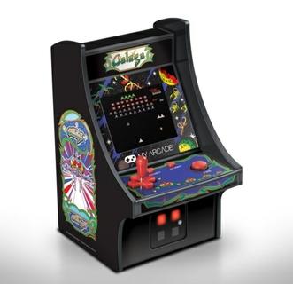GALAGA™ Micro PlayerTM - Collectible Miniature Arcade Cabinet