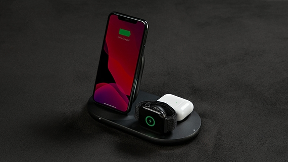 ALL-IN-ONE WIRELESS CHARGING