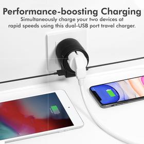 Dual USB Ports