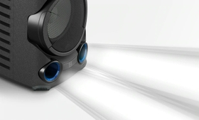 Feel the beat at long distances with JET BASS BOOSTER