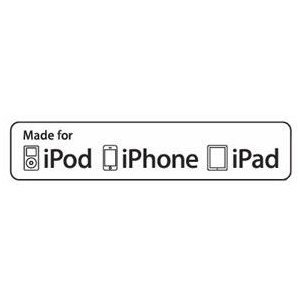 Made For iPod/ iPhone/ iPad Certification