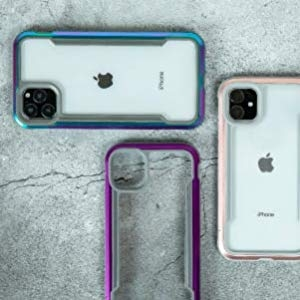 Protection without covering up the color of your iPhone