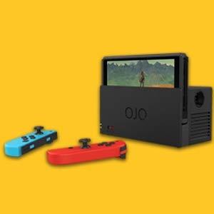 استمتع بألعاب متعددة اللاعبين براحة تامة مع جهاز العرض OJO.