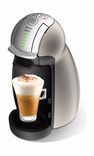 Automatic Pressure For The Perfect Cup