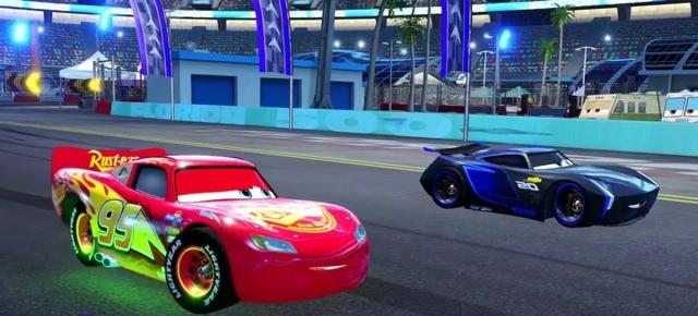 Beat Lightning McQueen