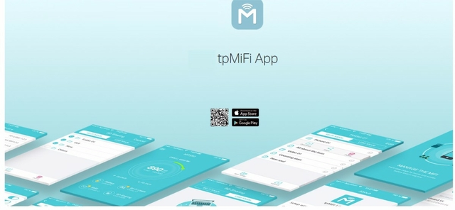 Easy Management with tpMiFi App