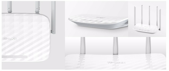 Image result for Impeccable Design To match its advanced features, the Archer C60 introduces an elegant texture and color to fit the stylish décor of your home.