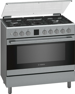 Bosch HGK90VQ50M Gas Cooker
