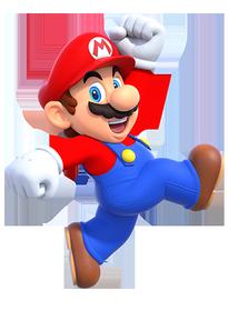 Two Super Mario Bros.
