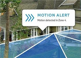 Motion Sensor Alert