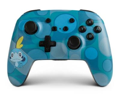 Nintendo Switch PowerA Enhanced Wireless Controller – Pokemon Sobble