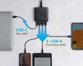 Charge 4 Devices Simultaneously