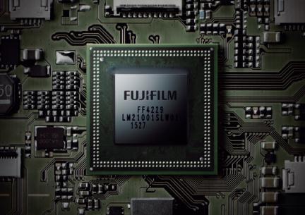 All New Engine, X-Processor Pro