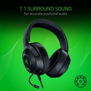 Immersive, 7.1 Surround Sound for Positional Audio