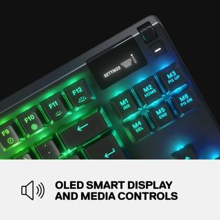 شاشة OLED الذكية
