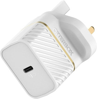 OtterBox UK Wall Charger 18W - 1X USB-C 18W USB-PD