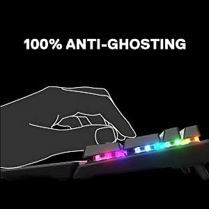 Gaming Grade Anti-Ghosting