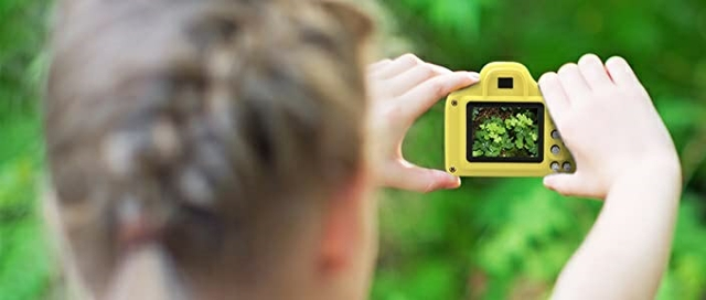 myFirst Camera - Mini 5MP HD Camera For Kids