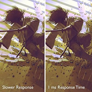 Fast 1ms GTG Response Time